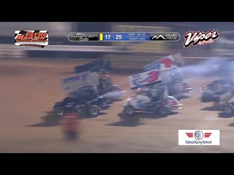 August 25, 2018 Clyde Martin Memorial Speedway 270 Highlights