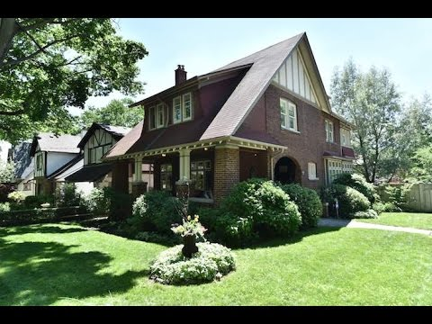 21 Crown Park Rd Toronto Home For Sale