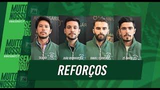 Futsal: Quatro reforços para a época 2019-20