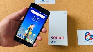 Redmi Go Review - Go For It!