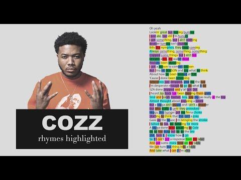 Dreamville – Lambo Truck – Cozz Verse – Lyrics, Rhymes Highlighted [ROTD3]