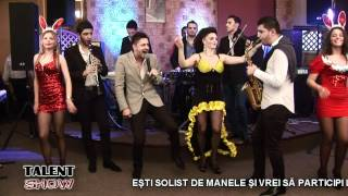 Alex Pustiu - Esti razgaiata mea ( Talent Show ) Live
