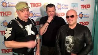 Комиссар- TV: Новогодний спич от группы Русский Размер комиссарчанам (official video)