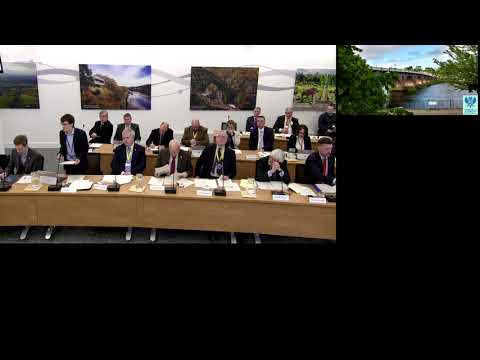 Budget meeting, Perth & Kinross Council - 20 February 2019