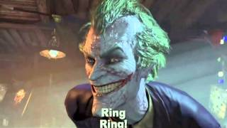 Batman: Arkham City: Joker