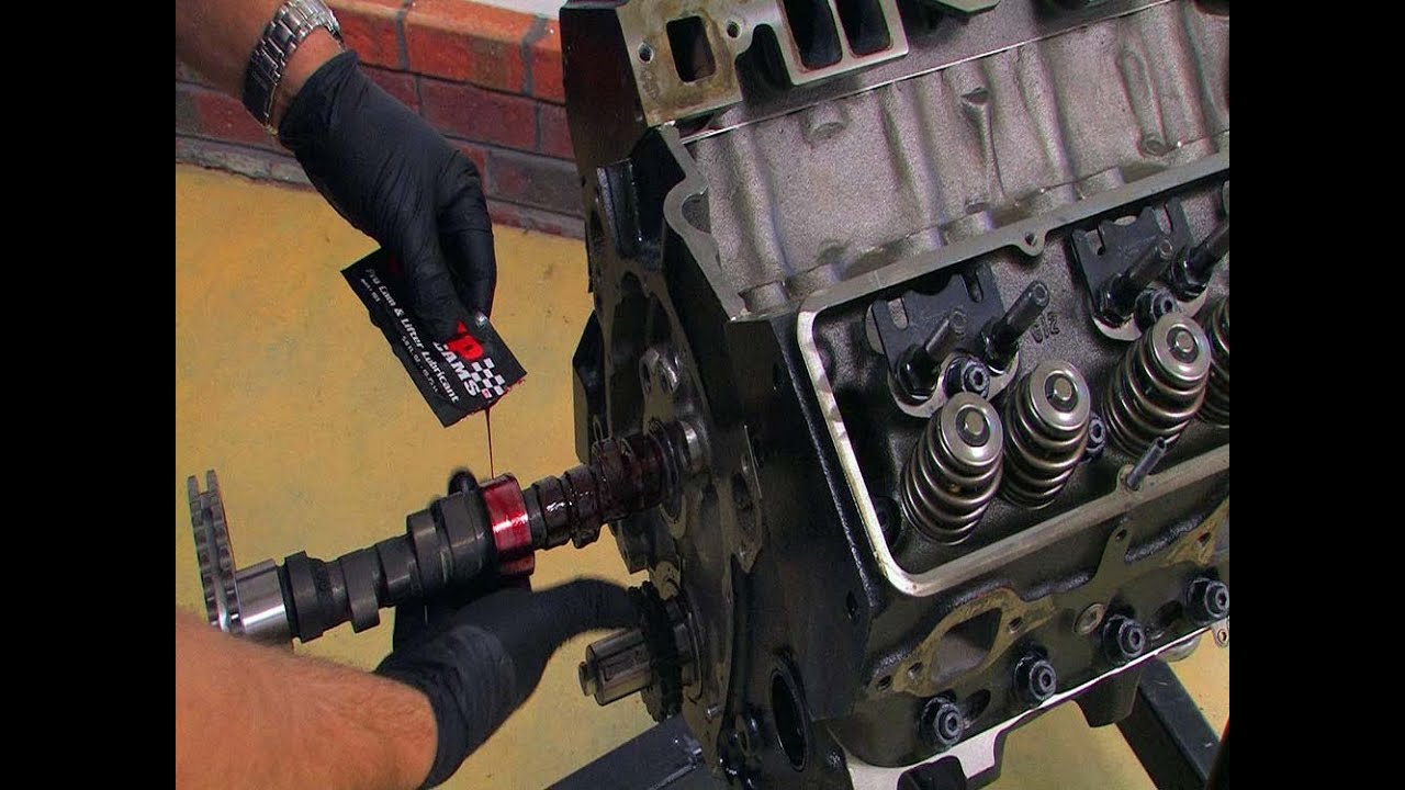 how to degree your camshaft [ 1280 x 720 Pixel ]