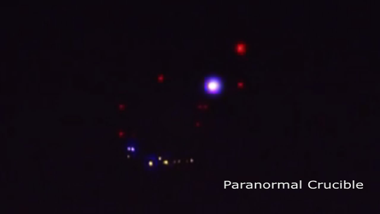 Mysterious Lights Spotted Over San Diego YouTube