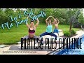 Pilates and Plies Challenge Day 20: In & Out Plie Jump Squats