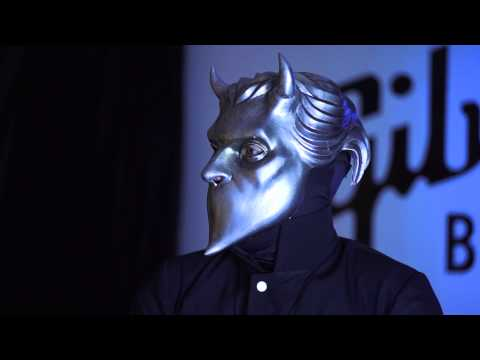 New Ghost video interview with Nameless Ghoul for Meliora album out August 2015