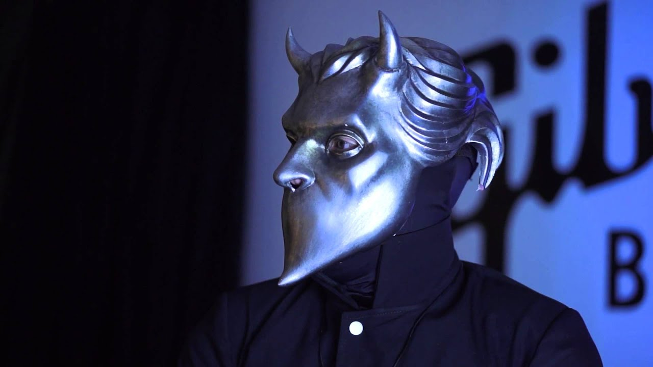 nameless ghoul. new ghost video interview with nameless ghoul for meliora album out august 2015 - youtube