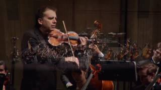 Philip Glass: American Four Seasons with violinist Robert McDuffie