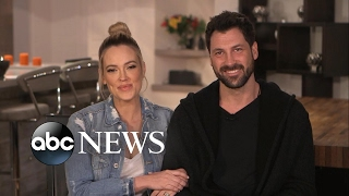 Maksim Chmerkovskiy, Peta Murgatroyd Interview on return to