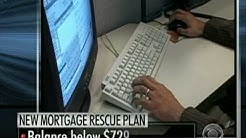 Obama's Mortgage Rescue Plan