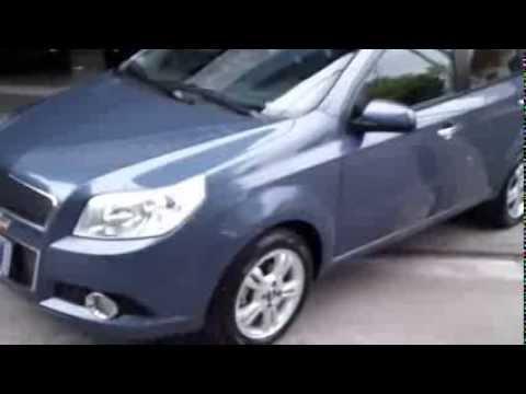 Chevrolet Aveo G3 Lt 16 Automatico 2012 Youtube