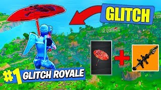'GLITCH' VOLANT ON FORTNITE BATTLE ROYALE!