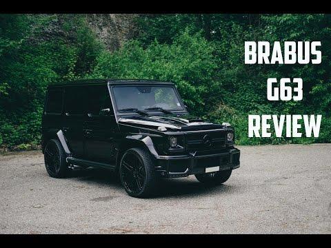 BRABUS G63 Widestar Review | Gasoline Culture