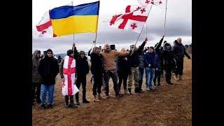 Три дня в зоне оккупации. Давид Кацарава, Григол Вашадзе и другие граждане Грузии Пограничная ZONA