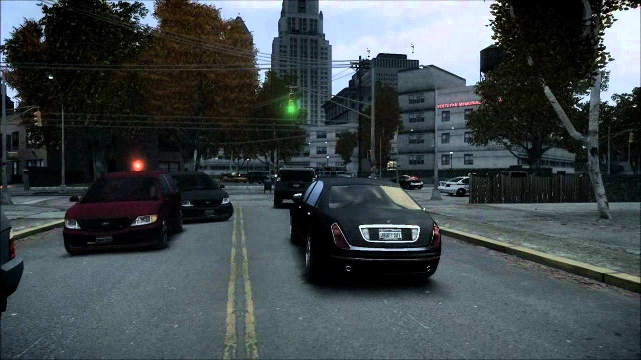 NYX | Grand Theft Auto IV | Optimization Mod | October Update