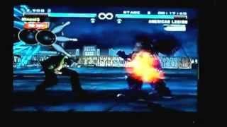 Tekken 5 DR Devil Jin Ghost Battle Gameplay thumbnail