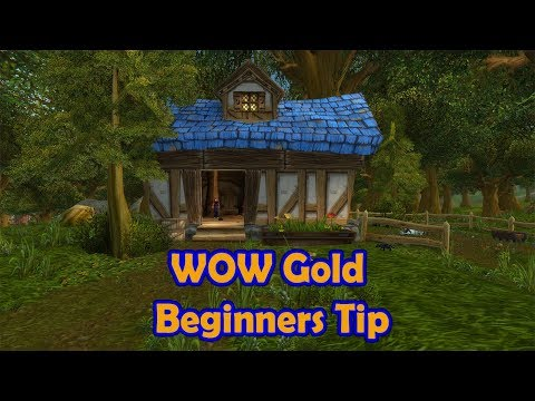 WoW Gold Beginners Tip : Selling Cats from the Crazy Cat Lady