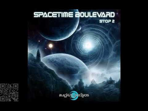 Psytrance BlackLite Records VA Spacetime Boulevard Stop 2 Out 27th April 2017 Sample Extract