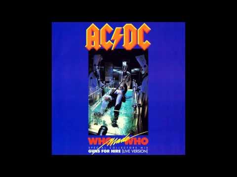 AC/DC Who Made Who reviews