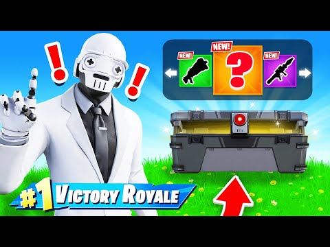 The *ONE* HENCHMEN CHEST Challenge In Fortnite! (RAGE)