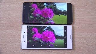 Sony Xperia XZs vs Samsung Galaxy S8 - Camera Comparison!