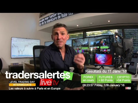 Hello Traders Emission du 12 Janvier 18