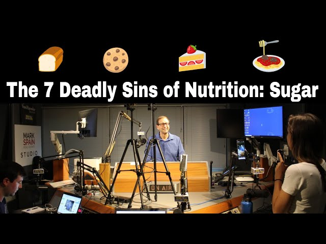 The 7 Deadly Sins Of Nutrition: Sugar