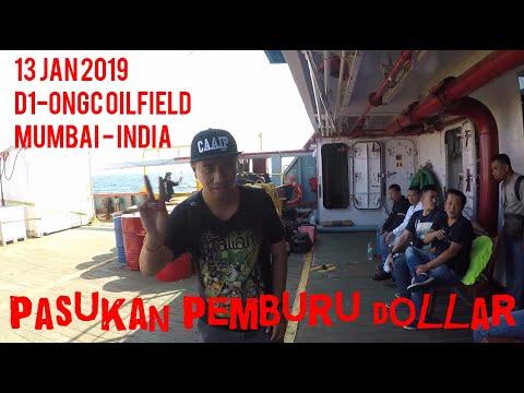 Marine crew (PEMBURU DOLLAR)  RV. PACIFIC FINDER 13 January 2019
