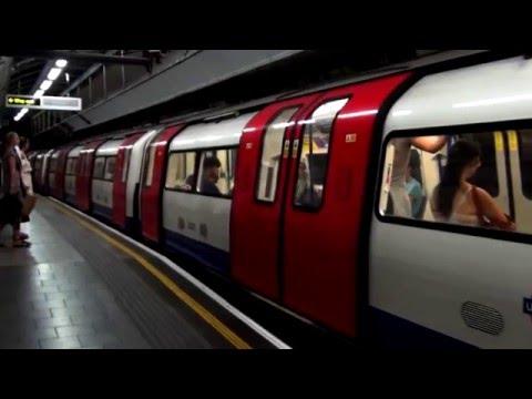 London Underground Observations 2015 Exploring London Tube