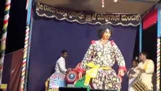 Yakshagana -- Chandravali vilasa - 12