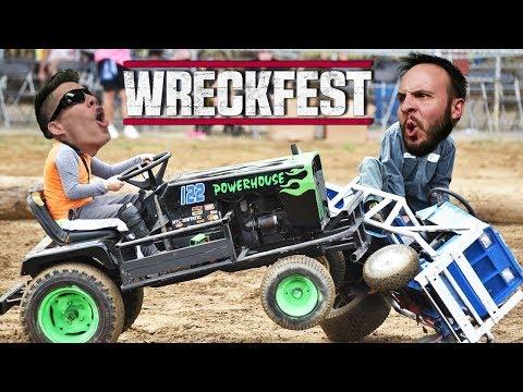 rear-enders---wreckfest-gameplay-w/-donut-media