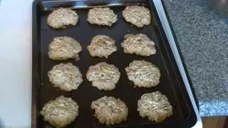 Let's Cook Chocolate Chip Oatmeal Pecan Cookies