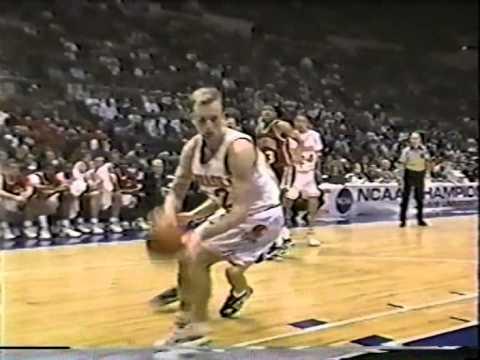 03/17/1994 NCAA East Regional 1st Round:  #11 Pennsylvania Quakers vs.  #6 Nebraska Cornhuskers