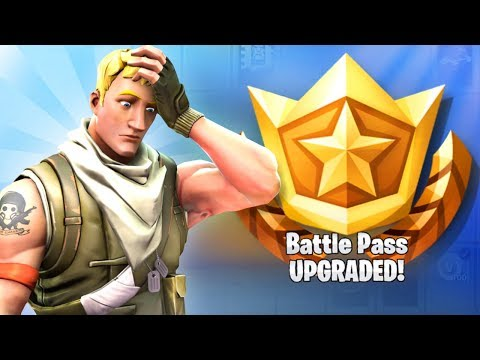 Finally bought the fortnite battle pass...