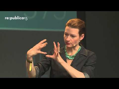 re:publica 2015 - Working in the on-demand economy