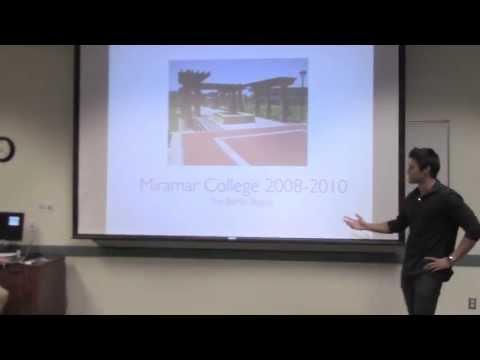 "Entrepreneur Society SDSU: ""Just Let Go"" - Andrew Ferebee"
