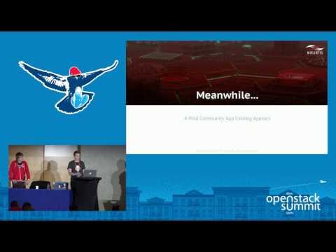 Application Catalogs- understanding Glare, Murano and Community App Catalog