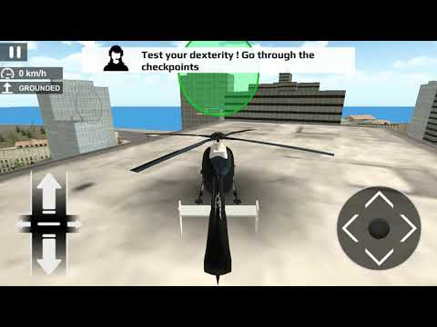 Police Helicopter Simulator   1  