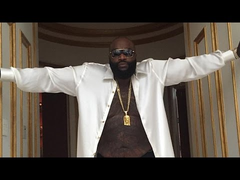 Rick Ross Shows Off His Lifestyle To Birdman ''Don't Be Getting Jealous Now''