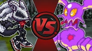 Infinite vs Cackletta! (Mario vs Sonic Animation)