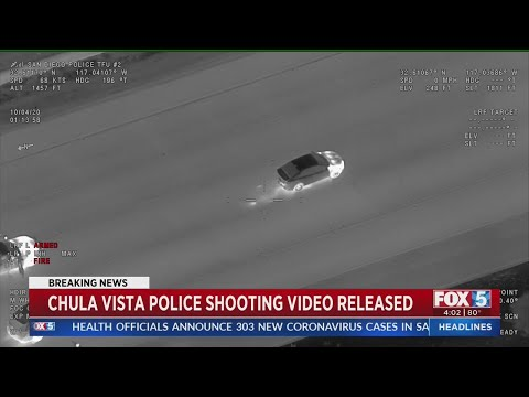 Bodycam Video Shows Officers Fatally Shoot Suspect On South Bay Freeway