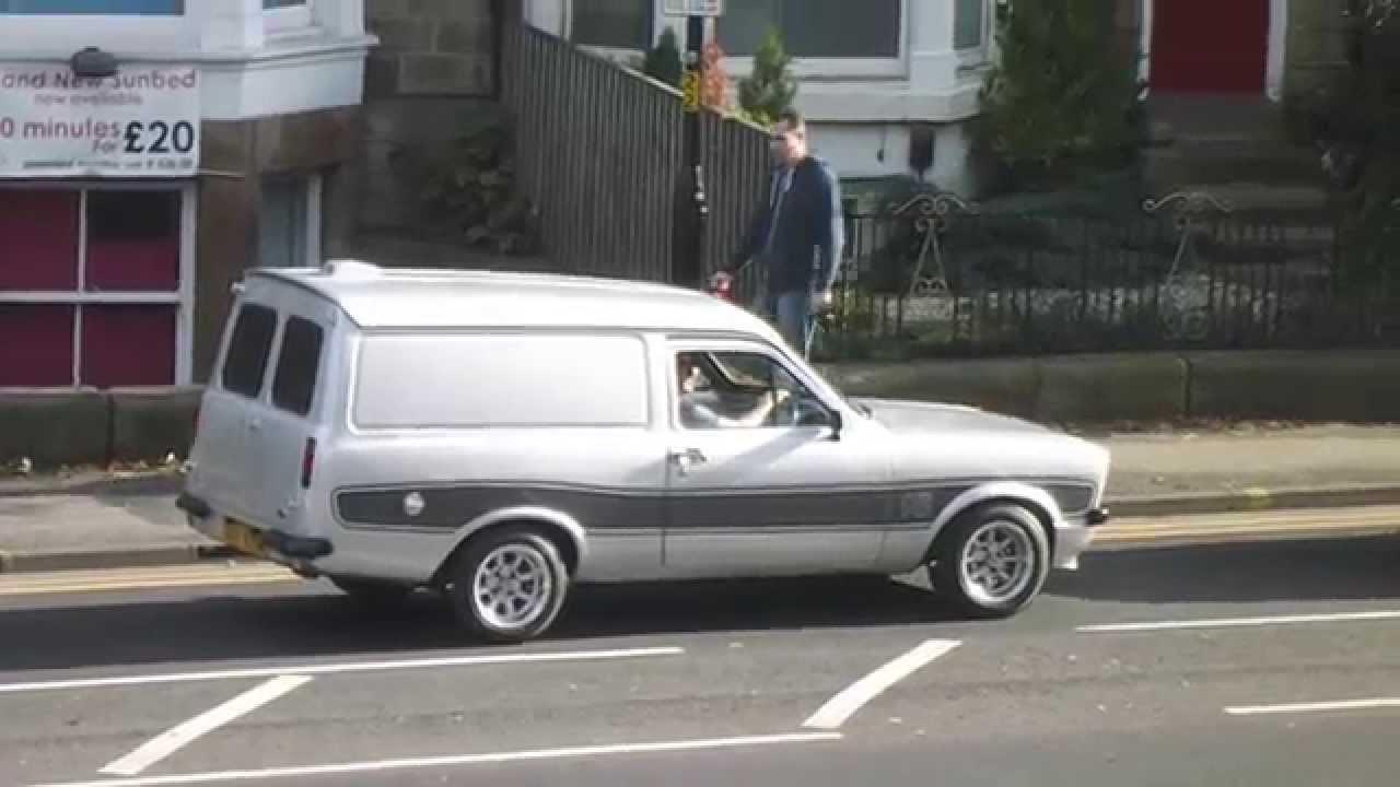 5469b65ca2 MK1 Ford Escort Van RS - YouTube