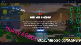 ToxicSpoofer | How to Get Unbanned from Fortnite! | Spoofer | Showcased and sold by bukky#0001