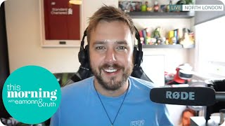 Love island might have been pied off for this summer, but iain stirling is making sure fans still get their fix of villa action. our favourite voiceover man ...