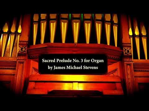 Sacred Prelude No. 3 for Organ