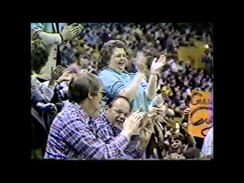 Mal Davis Goal vs. Edmonton 2/20/83
