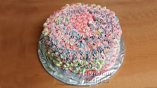 Decorating My Birthday Cake | All Nigerian Recipes